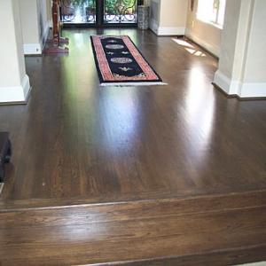 Dave Wilson Hardwood Flooring - Before & After